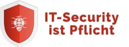 IT-Security ist Pflicht